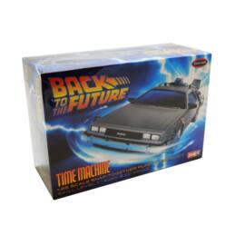 Back To The Future 1 Time Machine Plastic modelkit 1:25