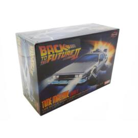 Back To The Future 2 Time Machine MarkII Plastic modelkit 1:25