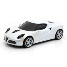 """Alfa Romeo 4C """"fehér"""" vezeték nélküli egér"""