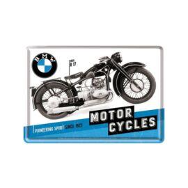 """BMW R17 fémképeslap borítékkal  """"MOTOR CYCLES"""""""
