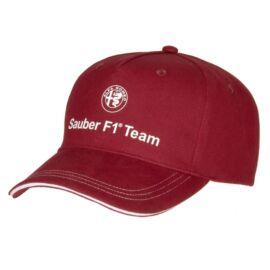 "Sauber Alfa Romeo baseball sapka ""Team"""