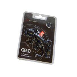 Audi illatosító fekete 2018 /fás-fűszeres illat/