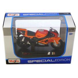 Yamaha YZF-R7 orange modell  1:18