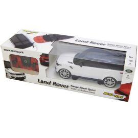 Range Rover Sport fehér R/C távirányítós autó 1:24