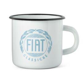 "Fiat ""CLASSICHE"" zománcbögre"