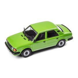 Skoda 120L 1984 Light Green modell autó 1:43