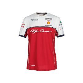 "Alfa Romeo Racing  férfi póló ""Team""2019"