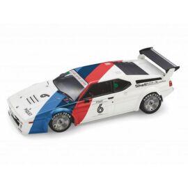 BMW M1 PROCAR#6 fehér modell  autó 1:18