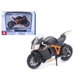 KTM 1190 RC8 R black modell  1:18