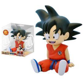 Dragon Ball Son Goku persely figura 14 cm