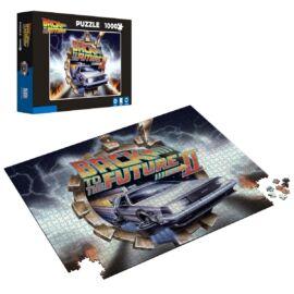 Back to the Future Part II, Delorean 1000 db-os puzzle 66 x 45 cm