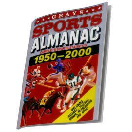 Back to the Future Grays Sports Almanac 1950-2000 A5 notesz