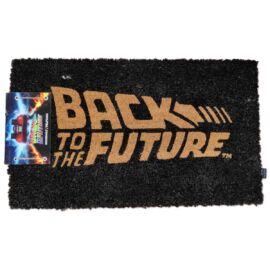 Back to the Future lábtörlő 60x40 cm, BTTF logo