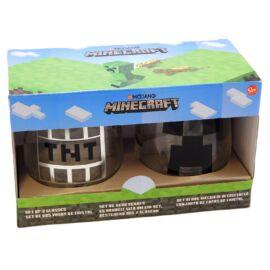 """Minecraft pohár szett """"2x510ml"""""""