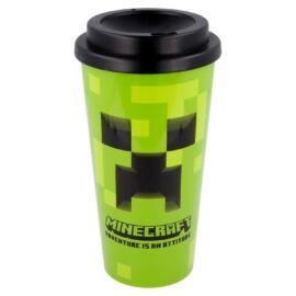 "Minecraft dupla falú pohár ""520ml"""