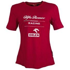 Alfa Romeo Racing női póló, Essential 2020, piros