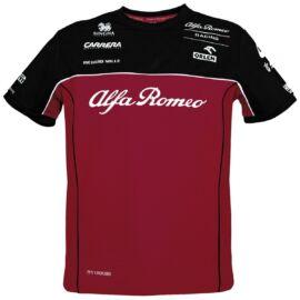 Alfa Romeo Racing férfi póló, Team 2020