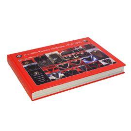 Alfa Romeo története 1910-2010 címû könyv