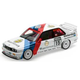 """Bmw M3 Heritage Racing Collection """"Ravaglia"""" Weiss modell autó 1:18"""