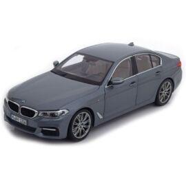 Bmw 5 Series Bluestone Metallic modell autó 1:18