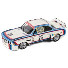"Bmw 3.0 CSL Heritage Racing Collection ""Hans-Joacim Stuck"" Weiss modell autó 1:18"