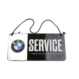 """Bmw akasztós fém tábla """"Service"""""""