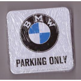 """Bmw pohár alátét 5 db-os szett """"Parking only"""""""