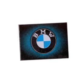 """Bmw hűtőmágnes """"Logo"""" 6 x 8 cm"""