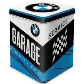 "Bmw teás fém doboz ""Garage"""