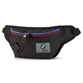 Puma BMW M Motorsport övtáska three color design, fekete