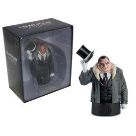 JAVÍTOTT!DC Comics The Penguin Bust mellszobor figura modell 1:16