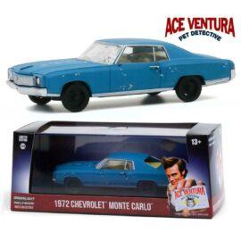 "1972 Chevrolet Monte Carlo ""Ace Ventura 1994"" modell autó 1:43"