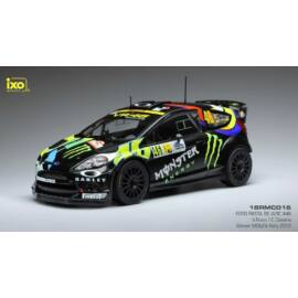 Ford Fiesta RS WRC#46 V.Rossi-.Cassina Monza Rally 2012 modell autó 1:18