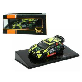 Ford Fiesta WRC#46 V.Rossi-.Cassina Winner Monza Rally S. 2018 modell autó 1:43