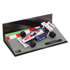 TOLEMAN TG184 -1984 Ayrton Senna #19 modell autó 1:43