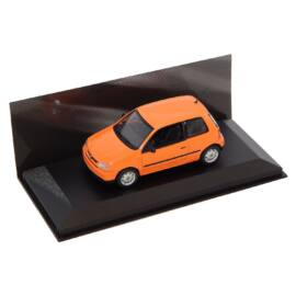 Seat Arosa orange Dealer packaging modell autó 1:43
