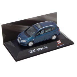 Seat Altea XL blue Dealer packaging modell autó 1:43