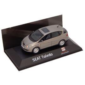 2004-2009 Seat Toledo Sombra Grey Dealer packaging modell autó 1:43