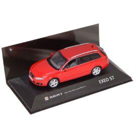 Seat Exeo ST Emocion red Dealer packaging modell autó 1:43