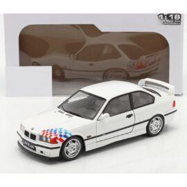 BMW E36 COUPE M3 LIGHTWEIGHT -WHITE 1995 modell autó 1:18