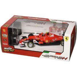 2017 Ferrari sf70h Kimi Raikkonen red R/C távirányítós autó 1:24