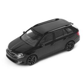 Skoda NEW Fabia Combi Magic black modell autó 1:43