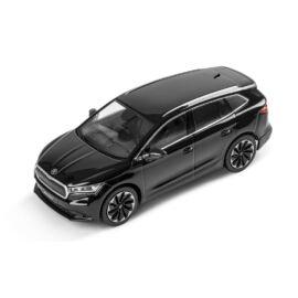 Skoda Enyaq iV Magic black modell autó 1:43