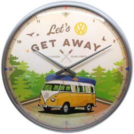 "Volkswagen falióra ""Let' s get away"""