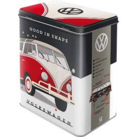 """Volkswagen fémdoboz """"Good In Shape"""""""