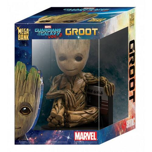 """BABY GROOT """"GUARDIANS OF THE GALAXY VOL.2"""" persely figura 19 cm"""