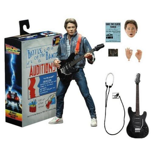 """BACK TO THE FUTURE """"ULTIMATE MARTY MCFLY AUDITION"""" figura"""