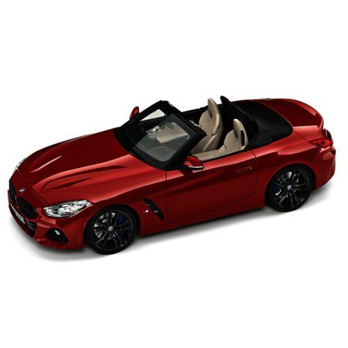 Bmw Z4 San Francisco Red modell autó 1:18