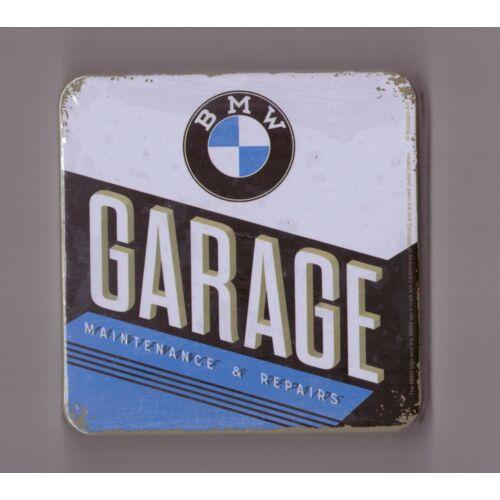"""Bmw pohár alátét 5 db-os szett """"Garage"""""""