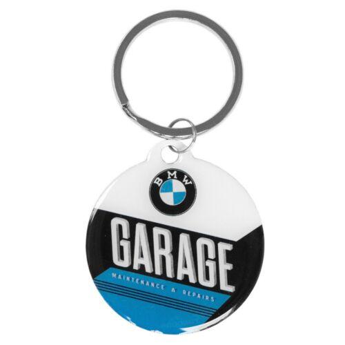 """Bmw fém kulcstartó """"Garage"""""""